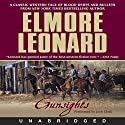 Gunsights (       UNABRIDGED) by Elmore Leonard Narrated by Josh Clark