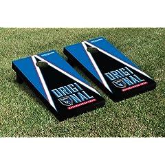 San Jose Earthquakes Goonies Cornhole Game Set Triangle Version by Gameday Cornhole