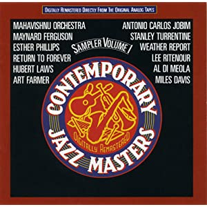 Contemporary Jazz Masters (Sampler Volume 1)