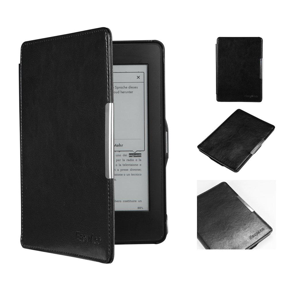New easyacc kindle paperwhite flip cover etui case housse for Housse kindle paperwhite