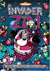 Invader ZIM - Horrible Holiday Cheer (Vol. 3)