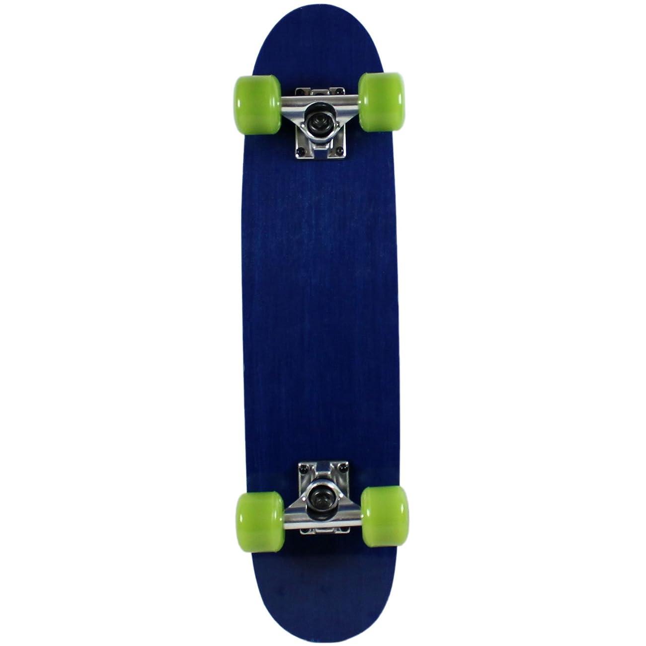 MPI Vintage NOS 1970S Old School Fiberglass Cruiser Skateboard Complete, Blue 0