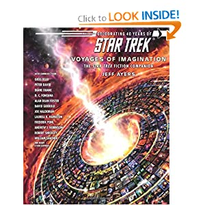Star Trek: Voyages of Imagination: The Star Trek Fiction Companion by