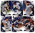 2016 Topps Series 2 Baseball Colorado Rockies Team Set of 11 Cards: Jordan Lyles(#375), Brandon Barnes(#376), Tom Murphy(#446), Jose Reyes(#451), Chris Rusin(#486), Mark Reynolds(#571), Jason Gurka(#577), Miguel Castro(#615), DJ LeMahieu(#661), Tyler Chat