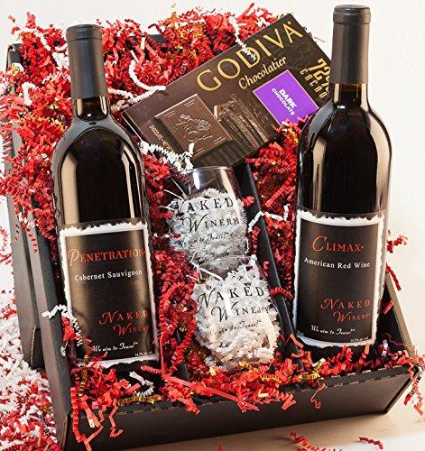 Ravishing Reds Wine Gift Set, 2 x 750 mL