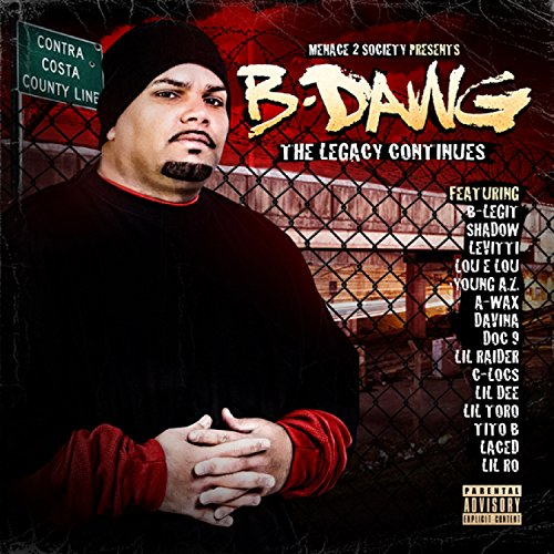 B-Dawg-The Legacy Continues-2014-CR Download