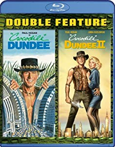 Crocodile Dundee / Crocodile Dundee II [Blu-ray]  [Import] (Bilingual)