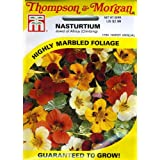 Thompson & Morgan 1794 Nasturtium 'Jewel of Africa' (Climbing) Seed Packet