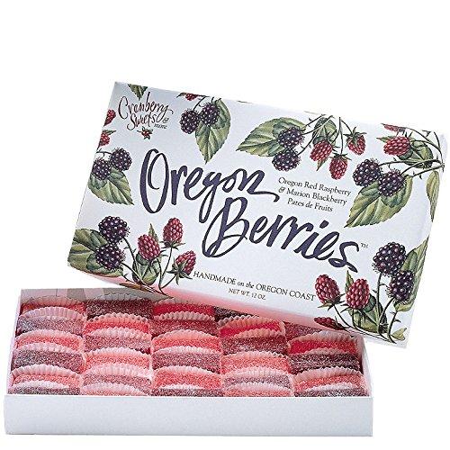 Oregon Berries Pate de Fruits 12 oz (Pate De Fruit compare prices)
