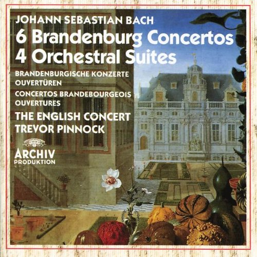 The English Concert - Concertos (The English Concert Feat. Conductor: Trevor Pinnock) - Zortam Music