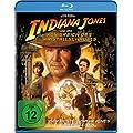 Indiana Jones & das K�nigreich des Kristallsch�dels [Blu-ray]