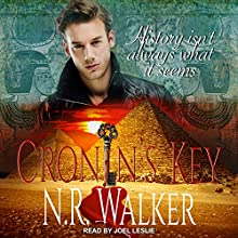Cronin's Key: Cronin's Key Series, Book 1 Audiobook by N.R. Walker Narrated by Joel Leslie