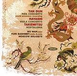 echange, troc  - Dun : Pipa Concerto - Takemitsu : Nostalghia - Hayashi : Concerto Pour Alto