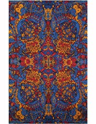 Sunshine Joy 3D Psychedelic Art Tapestry Tablecloth Beach Sheet 60x90 Inches - Liquid A