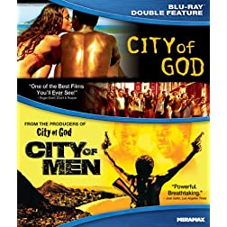 City of God / City of Men [Blu-ray]