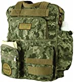 "Lillian Rose Diaper Bag, Daddy Military, 12.5"" x 16"""