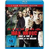 "Max Havoc - Curse Of The Dragon / Ring Of Fire [Blu-ray] [Special Edition]von ""Mickey Hardt"""
