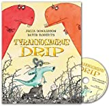 Julia Donaldson Tyrannosaurus Drip Book and CD Pack (Book & CD)