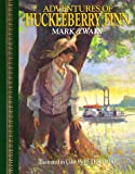 Children Classics: Adventures of Huckleberry Finn (Childrens Classics)
