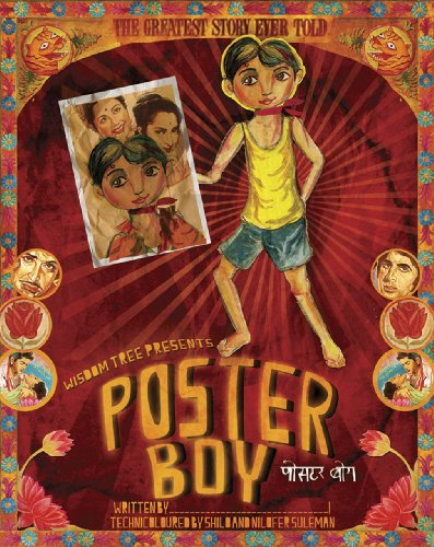 A Poster Boy: Indian Cinema Poster Art (Art Tales from India)