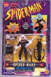 Marvel Spiderman - The Animated series - Black Cat action figure