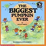 The Biggest Pumpkin Ever (Read With Me Cartwheel Books)