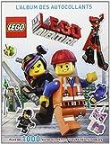 La grande aventure LEGO - L'album des autocollants