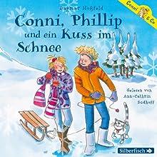 Conni, Phillip und ein Kuss im Schnee (Conni & Co 9) Hörbuch von Dagmar Hoßfeld Gesprochen von: Ann-Kathrin Sudhoff