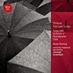 Strauss: Four Last Songs; Orchesterli...