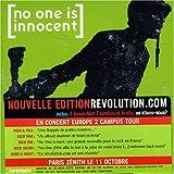 echange, troc No One Is Innocent - Révolution.com (inclus une plage multimédia)