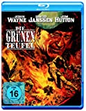Image de BD * Die grünen Teufel [Blu-ray] [Import allemand]