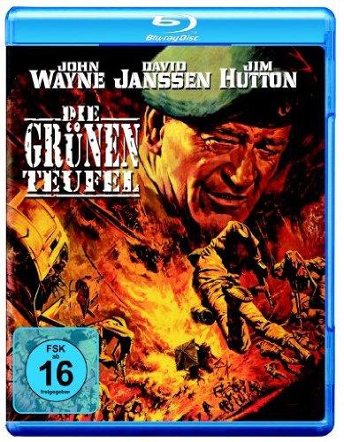 Die grünen Teufel [Blu-ray]