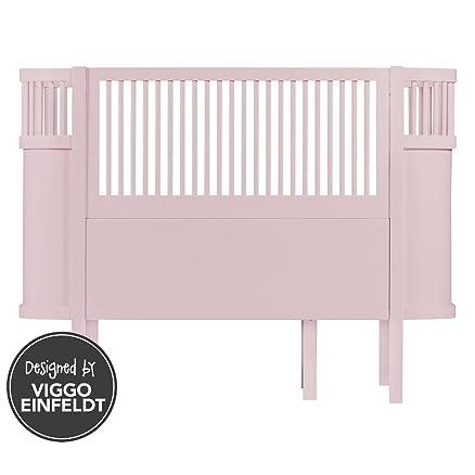 Il Sebra letto–Baby & Junior Letto–Il Letto, che cresce con il bambino–rosa antico