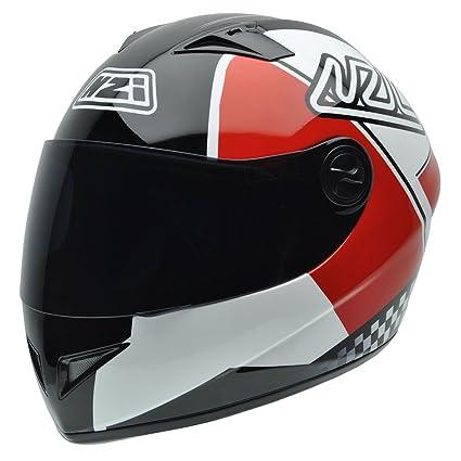 NZI 050264G720 Vital Graphics Trackproof, Casque de Moto, Taille S Multicolore