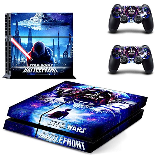 a look at beyone 39 s star wars battlefront ps4 console and. Black Bedroom Furniture Sets. Home Design Ideas