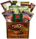 Coffee Break Snacks And Treats Gourmet Gift Box