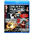 Death Race / Death Race 2 (Unrated Double Feature) [Blu-ray]