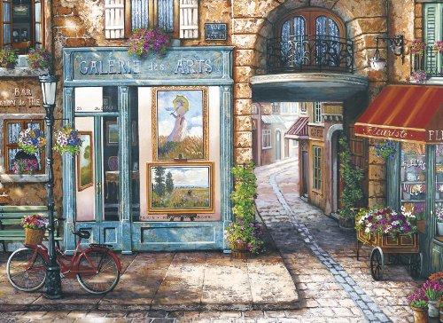 Galerie des Arts Jigsaw Puzzle