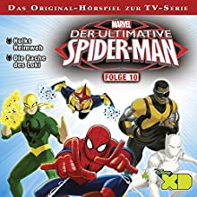 Der ultimative Spiderman 10 (       ungekürzt) von Gabriele Bingenheimer Gesprochen von: Gordon Piedesack, Nico Sablik, Wanja Gerick, Anne Helm, Alexander Doering, Jan Makino