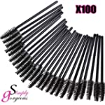 100 X Simply Gorgeous Disposable Eyel...