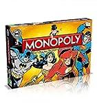 Monopoly DC Comics Superman/Wonderwom...