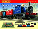 Hornby R1121 Devon Flyer 00 Gauge Electric Train Set