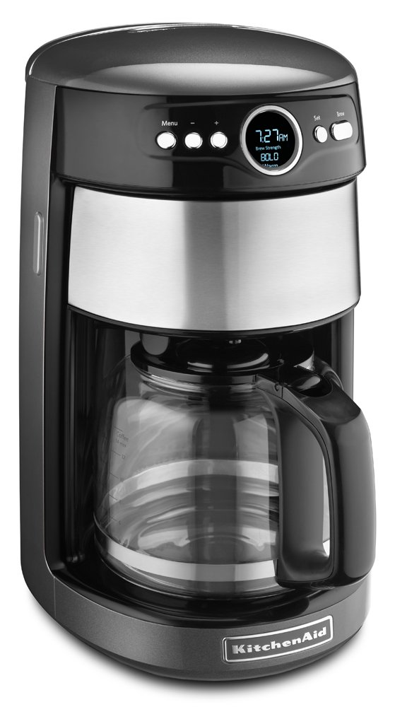 KitchenAid Coffee Maker KCM1402QG: 14 Cups of Temperature Controlled Perfection