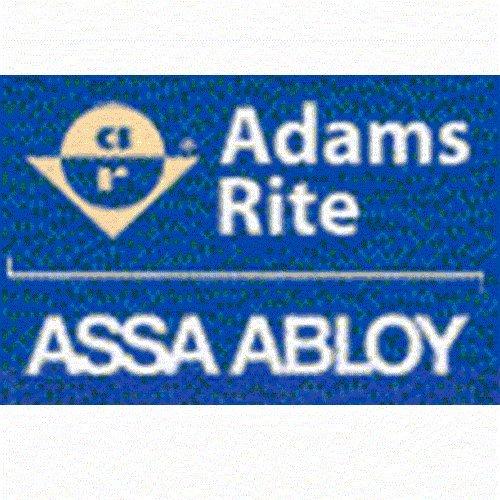 "Adams Rite Ultra Line 1/2"" Rim Device Electric Strike Dark Bronze Finish"