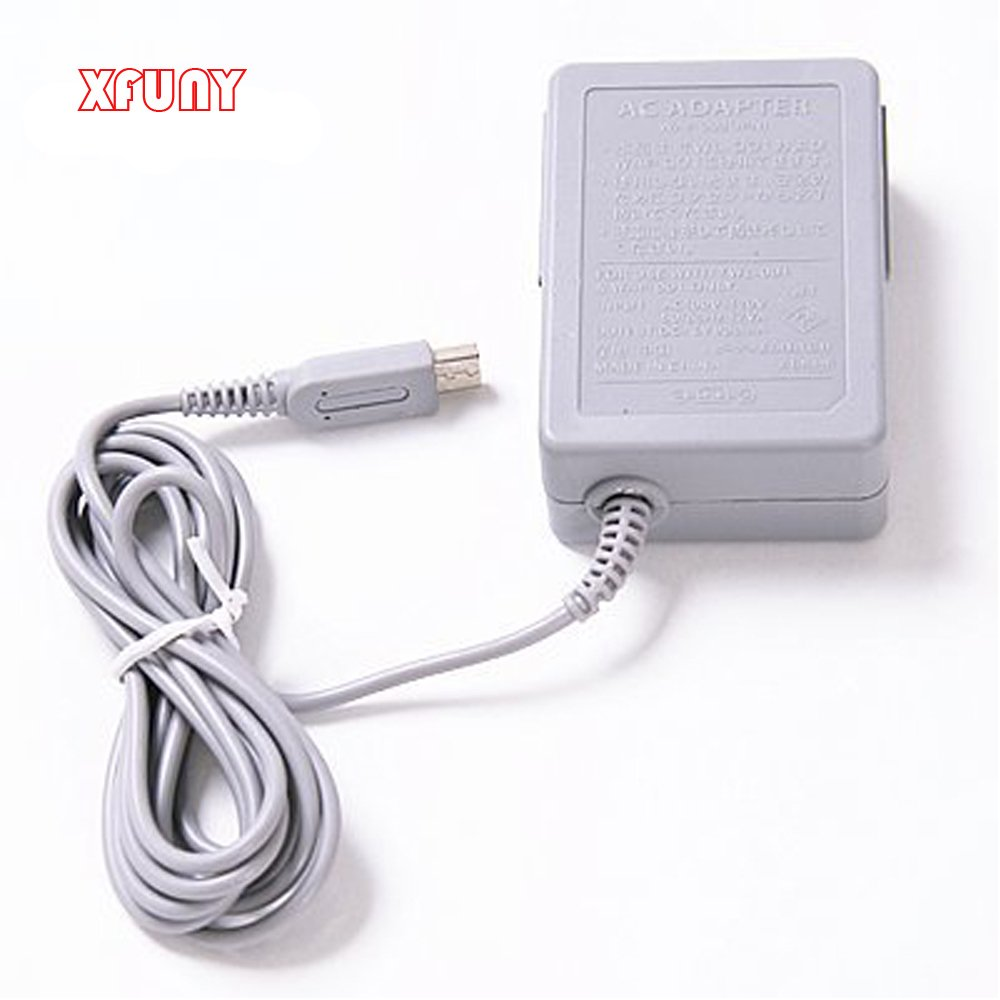 XFUNY(TM) AC Power Adapter Rapid Home Wall Travel Charger Power Supply for Nintendo 3DS/DSi/XL 10pcs r8 2rs r8rs 1 2 x 1 1 8 x 5 16 inch rubber sealed ball bearing