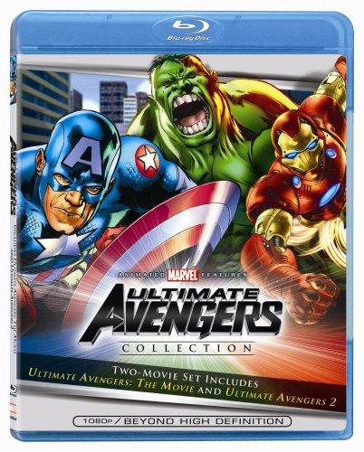 Ultimate Avengers / Защитники справедливости (2006)