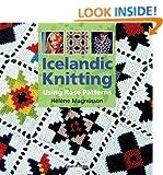Icelandic Knitting Using Rose Patterns