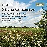 British Strings Concertos : Holst, Finzi, Hoddinott