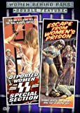 Women Behind Bars : Deported Women Of The SS Special Section/Escape From Women's Prison (DVD) [1976/1978] (REGION 1) (NTSC) [US Import]