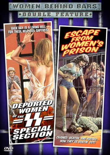 Cover art for  Women Behind Bars: Departate Della Sezione Speciale SS/Le Evanse - Le Storie di Sesso e di Violenze